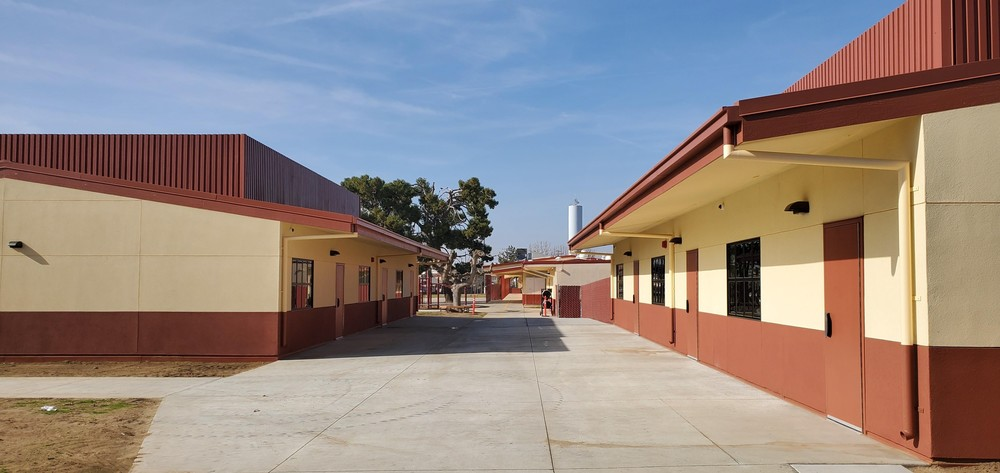New Classrooms